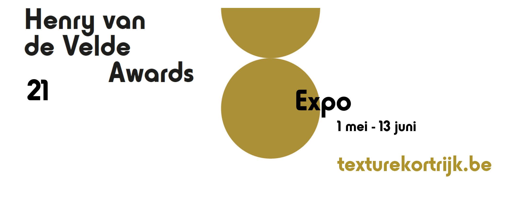 Campagnebeeld Henry van de Velde Awards 21: De West-Vlaamse laureaten